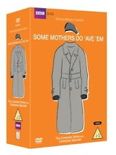 Some Mothers Do 'Ave 'Em . Series 1-3 + Christmas Specials Season 1 2 3 . 4 DVD