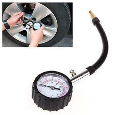 Hochpräzise Metall Reifendruck Manometer Reifen Luftdruckmesser Druckmesser PKW