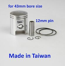 43MM piston kit for Honda DIO AF18E ,AF16E ,AF28  Kymco ZX Fever