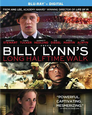 PRE  ORDER: BILLY LYNN'S LONG HALFTIME WALK - BLU RAY - Region free - Sealed