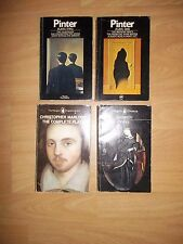Penguin classics joblot of play books (plays) (Chekhov, Christopher Marlowe)