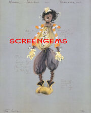The Wiz rare photo Lot costume designs Diana Ross Michael Jackson Mabel King Oz
