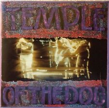 Temple Of The Dog CD GRUNGE SOUNDGARDEN PEARL JAM CHRIS CORNELL EDDIE VEDDER