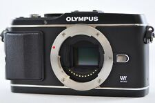 [Exc] OLYMPUS PEN E-P3 12.3 MP Black (Body) Mirrorless Digital SLR Camera