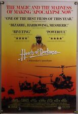 HEARTS OF DARKNESS ROLLED ORIG 1SH MOVIE POSTER APOCALYPSE NOW DOCU (1991)