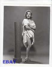 Gale Robbins busty leggy VINTAGE Photo Calamity Jane