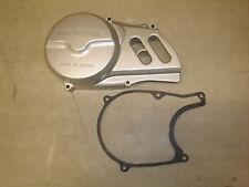 Honda XL 75 XR 75 XL 80 XR 100 New OEM Left Stator Flywheel Mag Cover w/Gasket