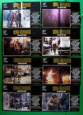 G50 LOTTO FOTOBUSTE STRADE DI FUOCO STREETS OF FIRE WALTER HILL THE WARIORS