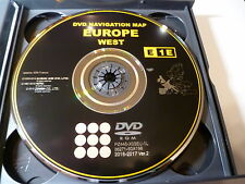 TOYOTA LEXUS 2017 NAVI E24 E1E WEST EUROPE DVD 2016/2017 VERSION IS GS RX RAV SC