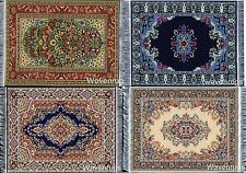 4 Beautiful Floral Drink Coasters – Oriental Carpet Designs  by Wovenrugs