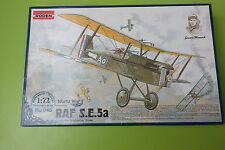 RODEN 1/72 045 WWI RAF S.E.5A EDWARD MICK  MANNOCK   COMPLETE UNMADE