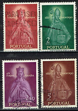 Portugal Famous Religious Sculptures stamps 1953