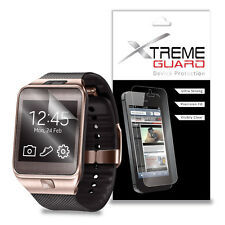 XtremeGuard LCD Screen Protector Shield For Samsung Gear 2 Smartwatch (Clear)