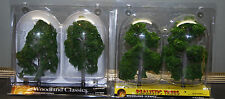 """Woodland Scenics scale model Trees 6 to 7"""""""" tall   HO, S & O scale TR1516, 3517"""