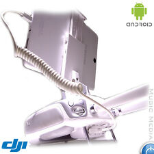 Drone DJI Inspire 1 Pro 4K GPS Quadcopter usb lead to Android Samsung tab Galaxy