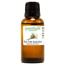 1 fl oz Tea Tree (Australia) Essential Oil (100% Pure & Natural) - GreenHealth