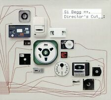 SI BEGG - Director's Cut - CD NEW NovaMute  Electronic Techno Leftfield Electro