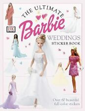 Weddings (Barbie Ultimate Sticker Books) by Saunders, Catherine