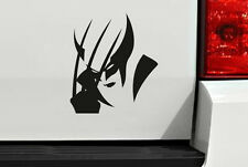 Wolverine X Men Superhero Avengers Comics Car Window Laptop Vinyl Decal Sticker