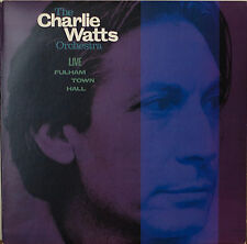 CHARLIE WATTS ORCHESTRA: Live at Fulham Town Hall-NM1986LP JACK BRUCE