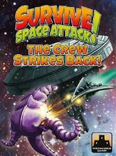 Stronghold Games - Survive: Space Attack! - The Crew Strikes Back! (New)