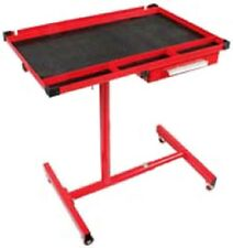 SUNEX  TOOL 8019 Adjustable Heavy Duty Work Table with Drawer