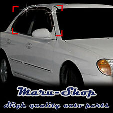Smoke Door Window Vent Visor Deflector for 99~05 Hyundai Sonata