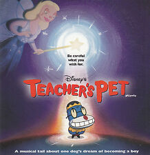 Teacher's Pet-2004-Walt Disney-Original Movie Soundtrack-14 Track-CD