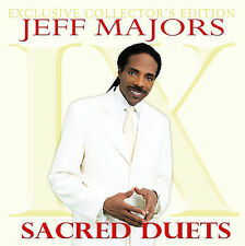 Jeff Majors - Sacred Duets - New Factory Sealed CD