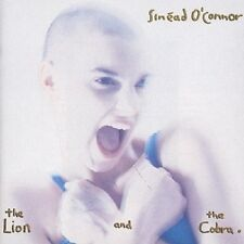 "SINEAD O'CONNOR ""LION AND THE COBRA"" CD NEUWARE"