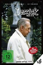 DERRICK COLLECTORS BOX 3 (EPISODEN 31-45) 5 DVD SET NEU