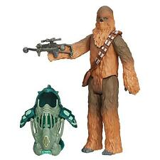 "Star Wars The Force Awakens 3.75"" Figure Forest Mission Armor Chewbacca"