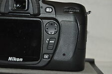 Genuine New Nikon D300S Rear Grip Rubber (Repair Part) COVER FREEPOST UK Seller