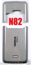 * NOKIA N82 ORIGINALE 100% NUOVO COPERCHIO COMPLETO POSTERIORE SILVER