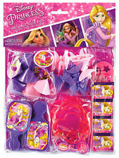 Disney Princess Rapunzel Mega Mix Favor Pack Girls Birthday Party Supplies ~48pc