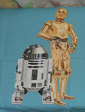 vintage Star Wars Book BOOKSTORE STORE DISPLAY hanging sign R2-D2 C-3PO