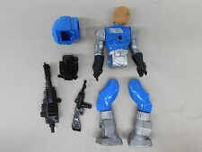 Remco Mantech Robot Warriors LASERTECH - Vintage KO He-Man-Sized Figure