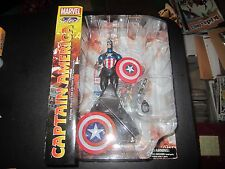 MARVEL SELECT CAPTAIN AMERICA SEALED ACTION FIGURE !!!!