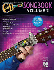 ChordBuddy Guitar Method Songbook Vol 2 - Chord Buddy Book Only NEW 000146174