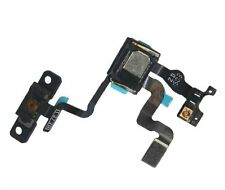 ORIGINAL iPhone 4s Powerbutton Set Lichtsensor+Hörmuschel+Halterung Sensor  Flex
