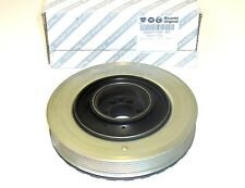 GENUINE ALFA ROMEO 159 2.4 JTDM (2006  2011)  New Crankshaft Crank Pulley Damper