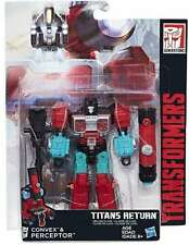 Transformers Generations: Titans Return Perceptor Deluxe Action Figure by Hasbro