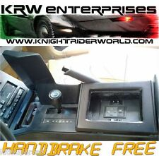1982 PONTIAC FIREBIRD TRANS AM KNIGHT RIDER KITT KARR K2000 LOWER CONSOLE 2ND UE