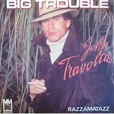 ++JOHN TRAVOLTA big trouble/razzamatazz SP 1978 MIDSONG RARE VG++