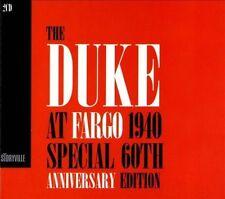 Duke at Fargo 1940, New Music