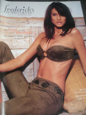 """Frederick's of Hollywood Summer 2003 """" Heat of the Moment """" sexy edition"""