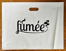 """200pcs Customized Plastic Merchandise Bags 40*30cm/16""""*12"""" Design Your Own  Logo"""