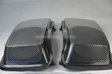 CVO Style Saddlebag 6x9 Speaker Lids - Harley FLH FLTR HD - replace stock lids