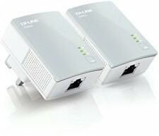 Tp-link TL-PA4010KIT V1.20 AV600 600 mbps nano powerline adapter starter kit -