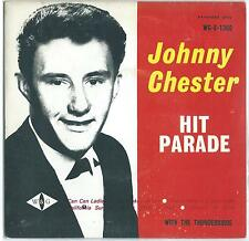 "Johnny Chester  (Beatles)  ""Hit Parade""    Rare W&G 45 P/C EP Vinyl"